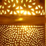 Breathtakingly Beautiful Moroccan Henna Lamps 68