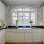 Tips For Creating Beautiful Black Or White Retro Themed Kitchens 55