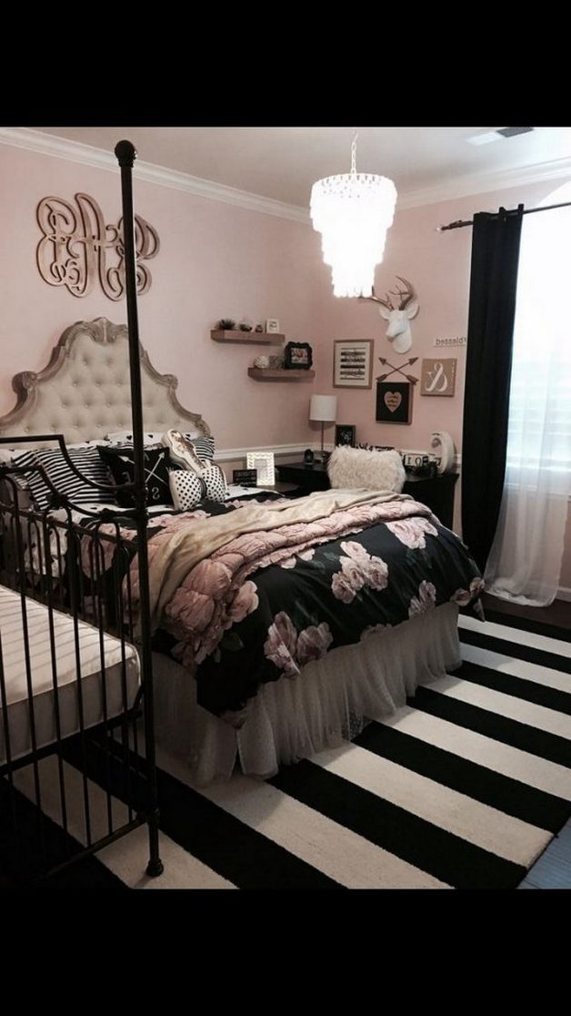 Tips For Decorating A Small Bedroom For A Young Girl 21