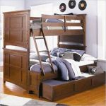 48 Popular Models Of Adult Bunk Bed Designs 47