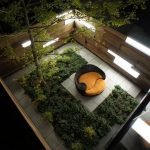 91 Small Backyard Landscape Decoration Models Are Simple And Look Creative 12