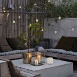 91 Small Backyard Landscape Decoration Models Are Simple And Look Creative 2