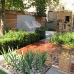 91 Small Backyard Landscape Decoration Models Are Simple And Look Creative 20