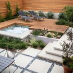 91 Small Backyard Landscape Decoration Models Are Simple And Look Creative 46