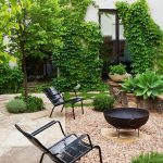91 Small Backyard Landscape Decoration Models Are Simple And Look Creative 47