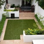 91 Small Backyard Landscape Decoration Models Are Simple And Look Creative 53
