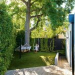 91 Small Backyard Landscape Decoration Models Are Simple And Look Creative 72