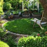 91 Small Backyard Landscape Decoration Models Are Simple And Look Creative 82