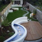 91 Small Backyard Landscape Decoration Models Are Simple And Look Creative 84