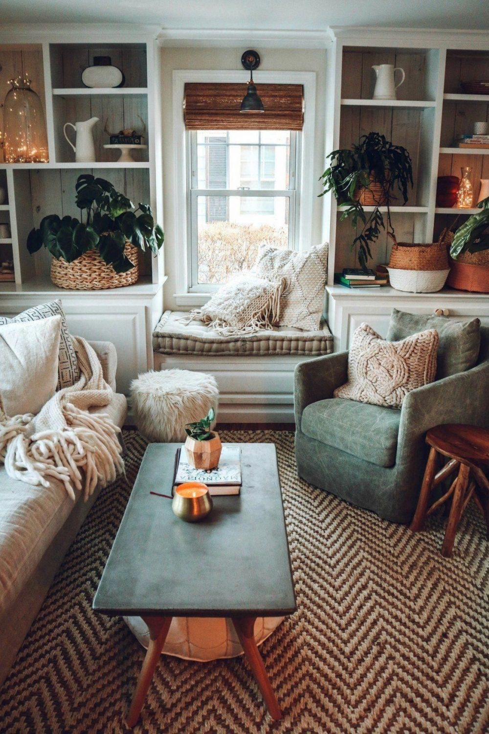 Cozy Apartment Interior Design