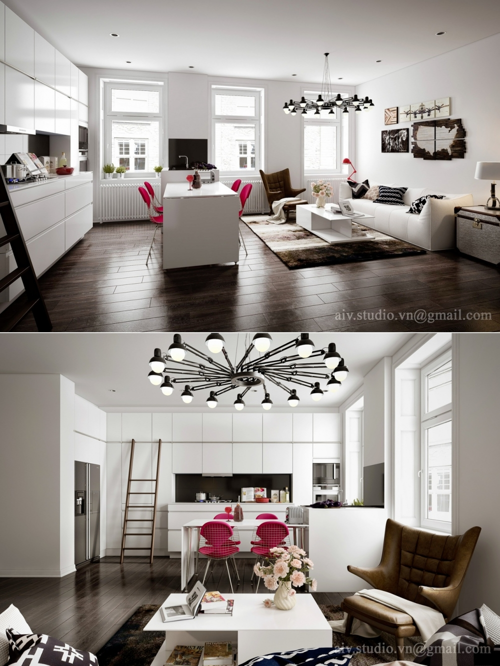 on Studio Apartment Design id=15882