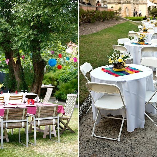 10th Wedding Anniversary Garden Party Decoration | 10th ...
