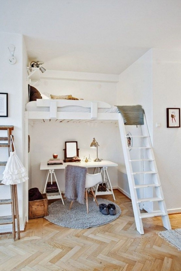on Bunk Beds with Desk Underneath id=16218