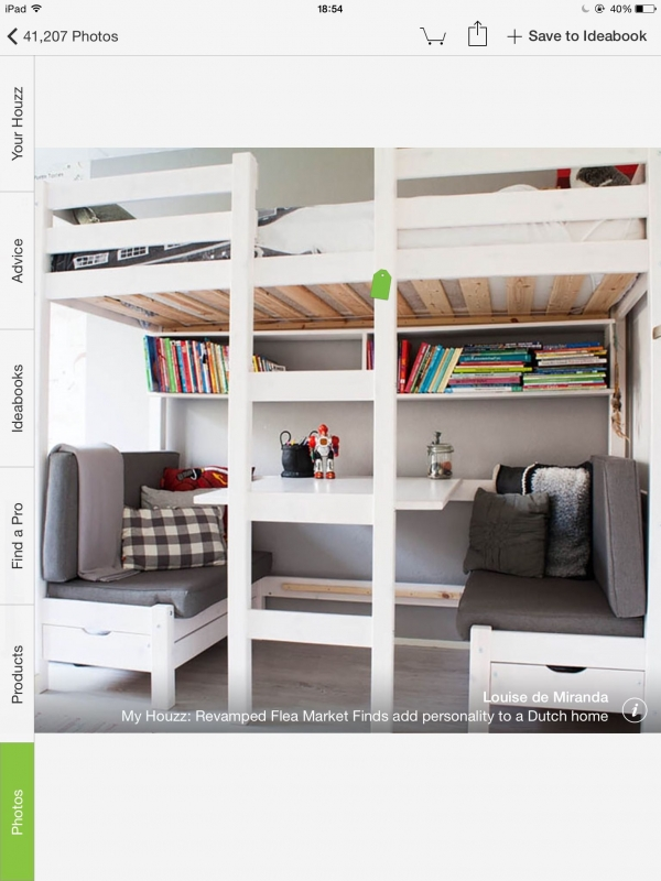 on Bunk Beds with Desk Underneath id=16219