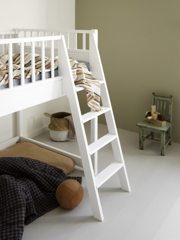 on Loft Bed with Desk and Storage id=16052