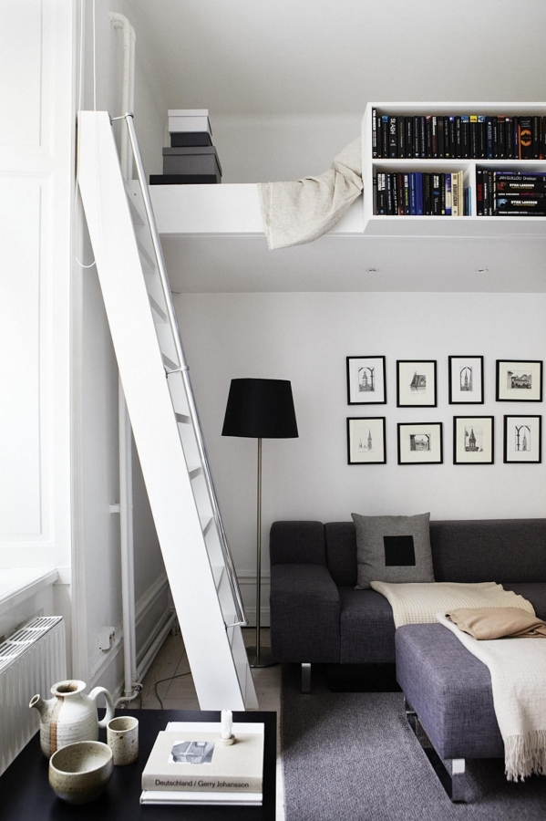 on Loft Bed with Desk and Storage id=16062