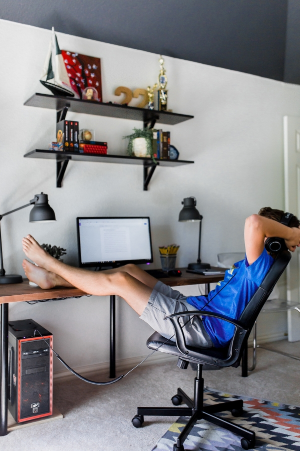 Exquisite Loft Bed with Desk Ikea On
