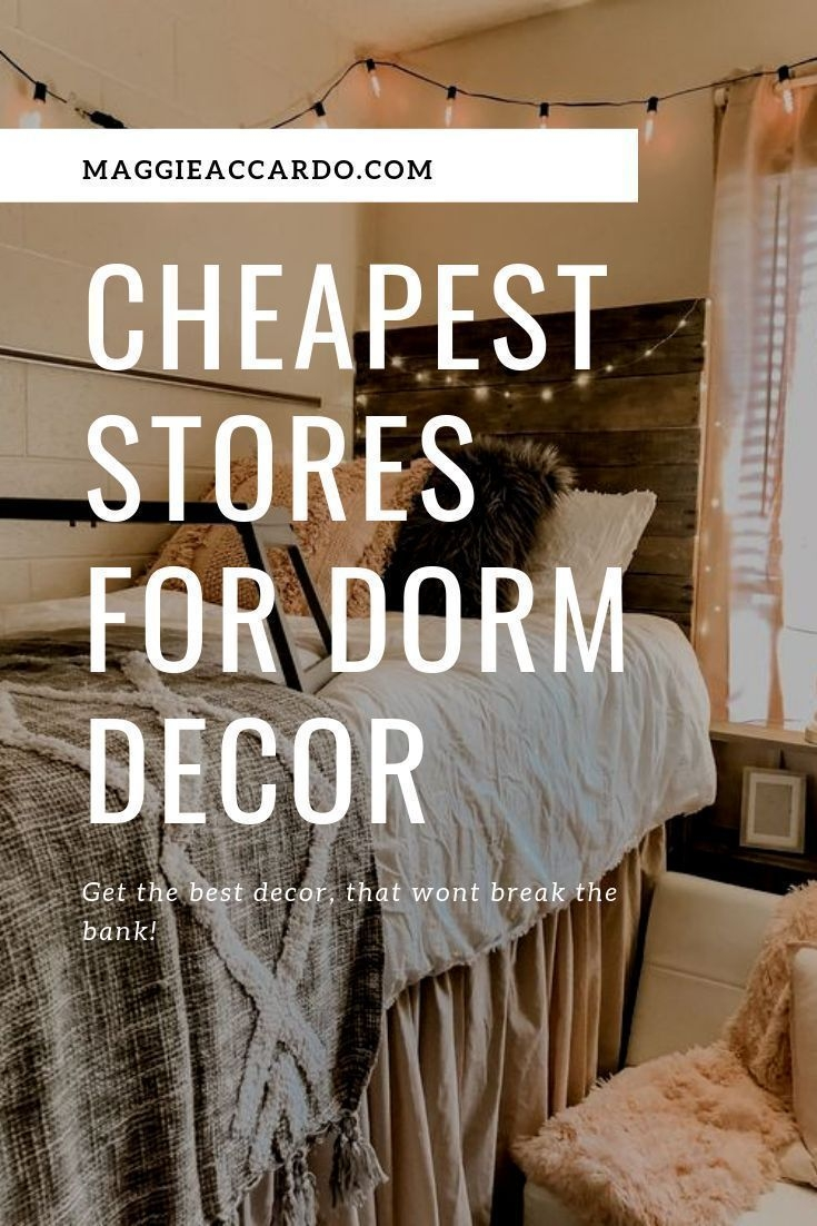 Decorative Dorm Room Stores On Appealing Check Out the Most Inexpensive Stores to Get Cute Dorm On Dorm Room Stores