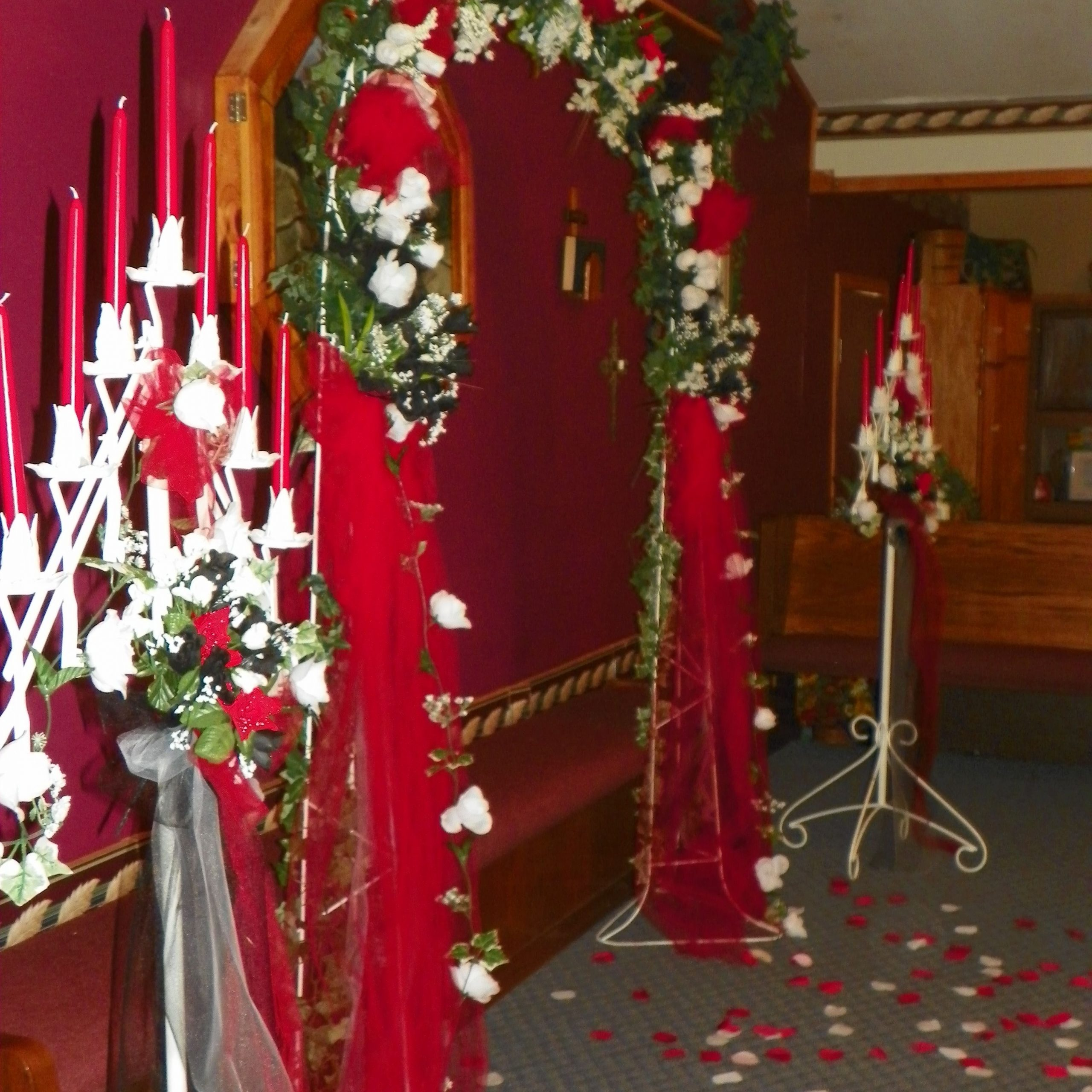 Appealing Red White Black Wedding Decorations On Decor Ideas Vrogue Co