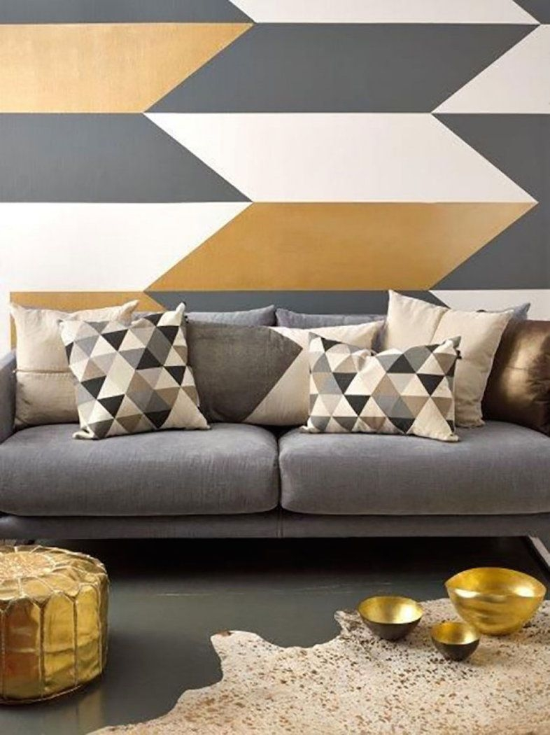 Amazing Living Room Wall Art Pictures On Awe-inspiring 33 Cool Geometric Living Room Design Ideas to Rock On Living Room Wall Art Pictures