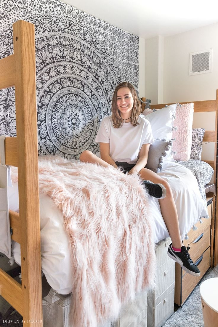 """Charming Dorm Decorating Ideas for Girls On Awe-inspiring Dorm Room Ideas for Girls From Our """"before"""" & """"after"""" Dorm On Dorm Decorating Ideas for Girls"""