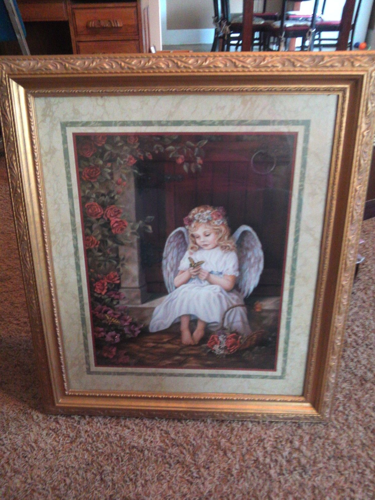 Unbelievable Home Interiors and Gifts Catalog On Beaut Home Interior Angel Portrait In arey S Garage Sale In On Home Interiors and Gifts Catalog