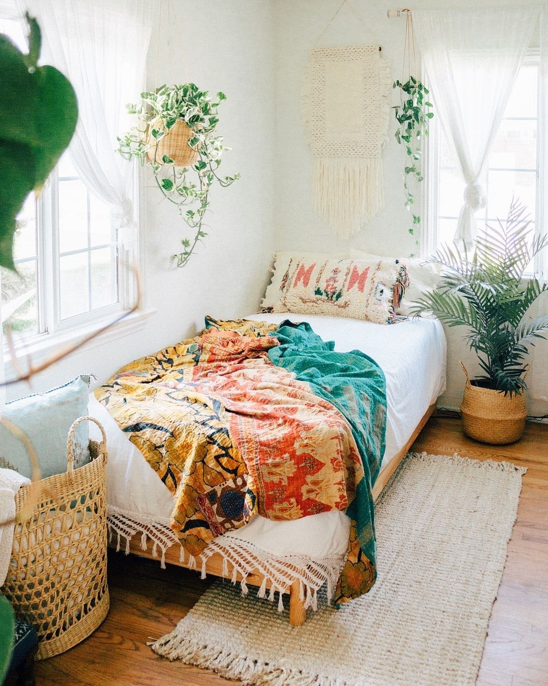 Awe-inspiring Boho Rooms Ideas Pinterest On Charming Eee Excited to Share Our Newly Refreshed Guest Bedroom It On Boho Rooms Ideas Pinterest