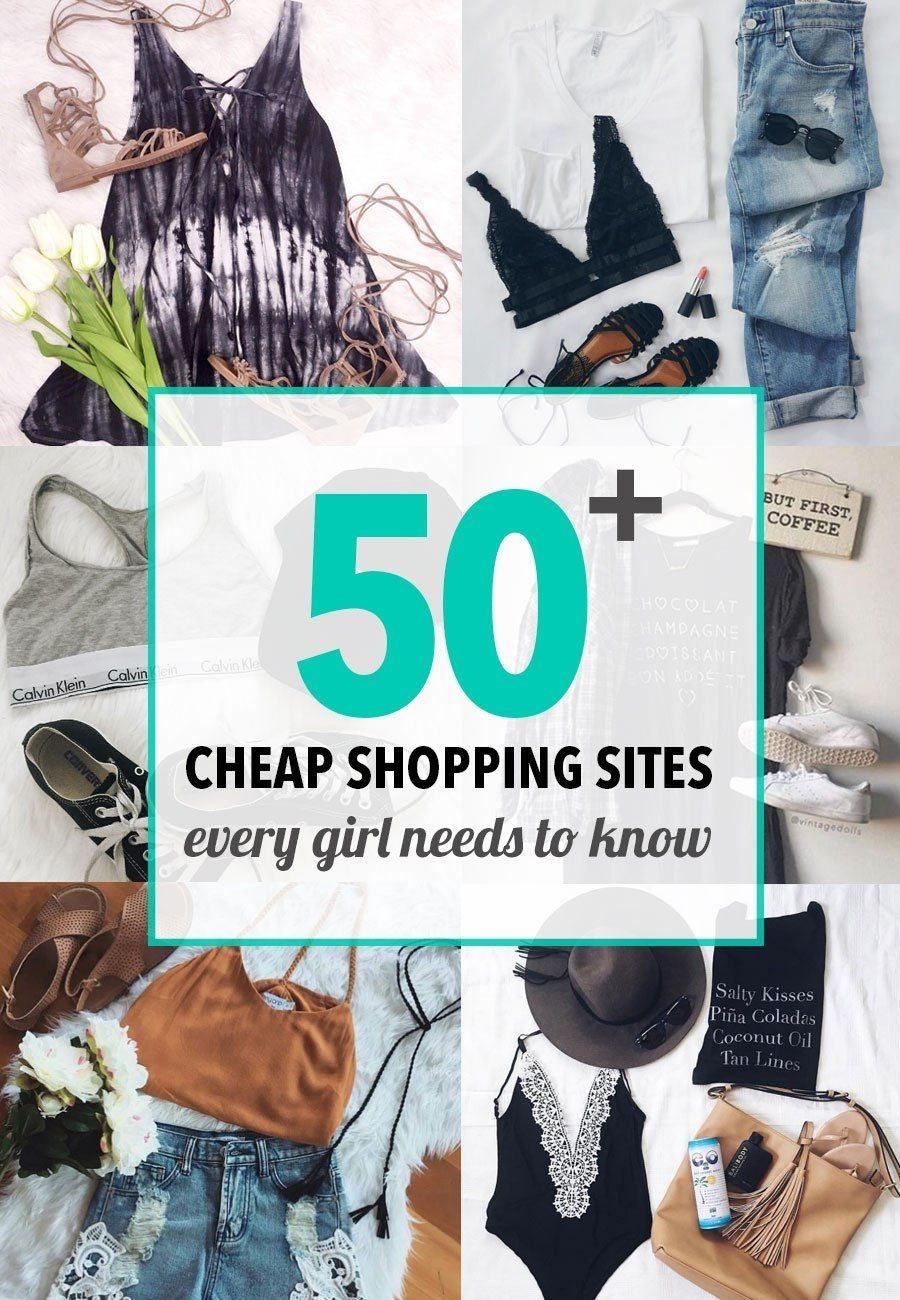 Stunning Online Shopping Sites On Decorative 50 Cheap Shopping Sites Every Girl Needs to Know society19 On Online Shopping Sites