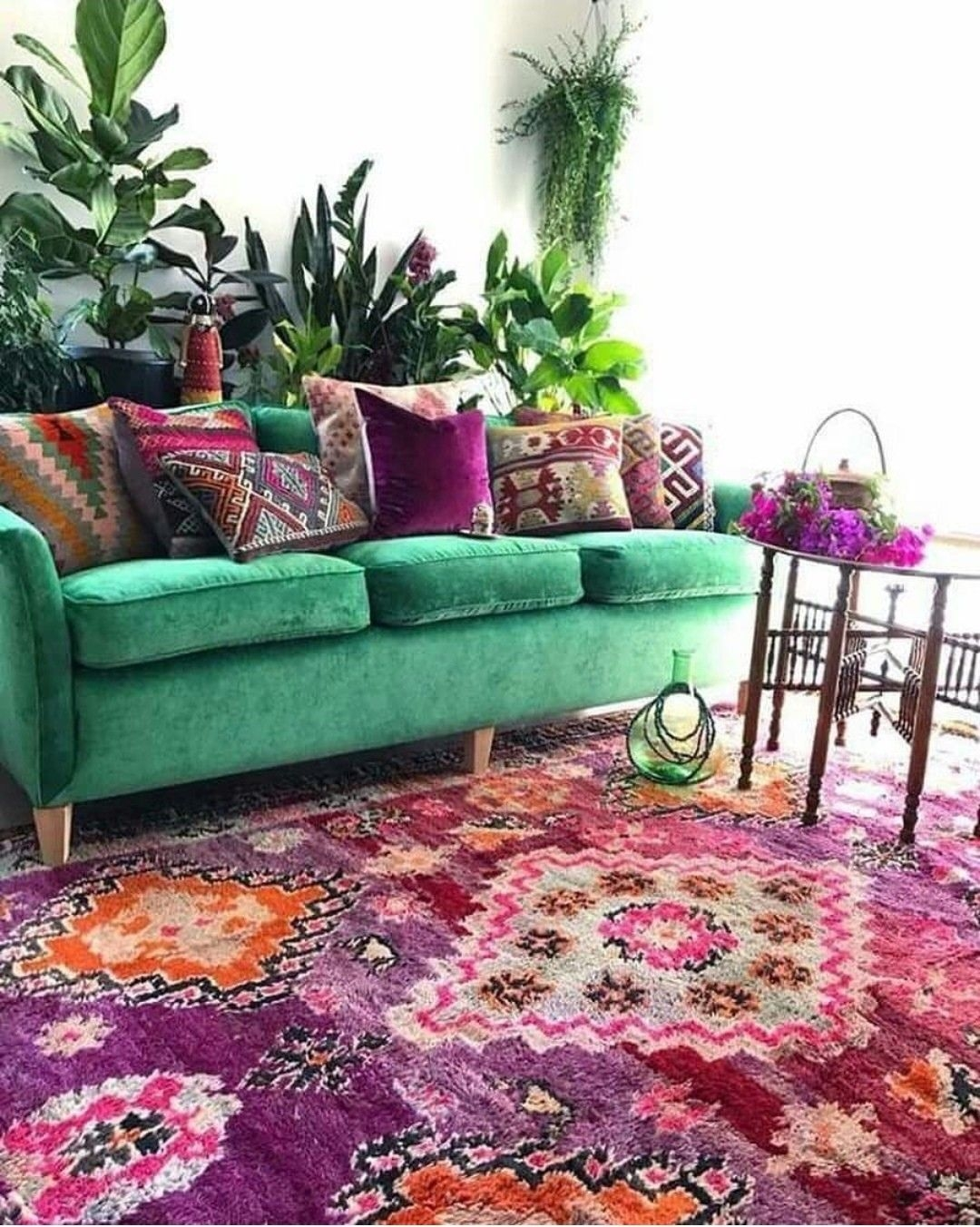 Impressive Home Decor Ideas Living Room Modern Boho area Rug with Plum Accents On Engaging Pin by Sharon Gross On Intérieur On Home Decor Ideas Living Room Modern Boho area Rug with Plum Accents
