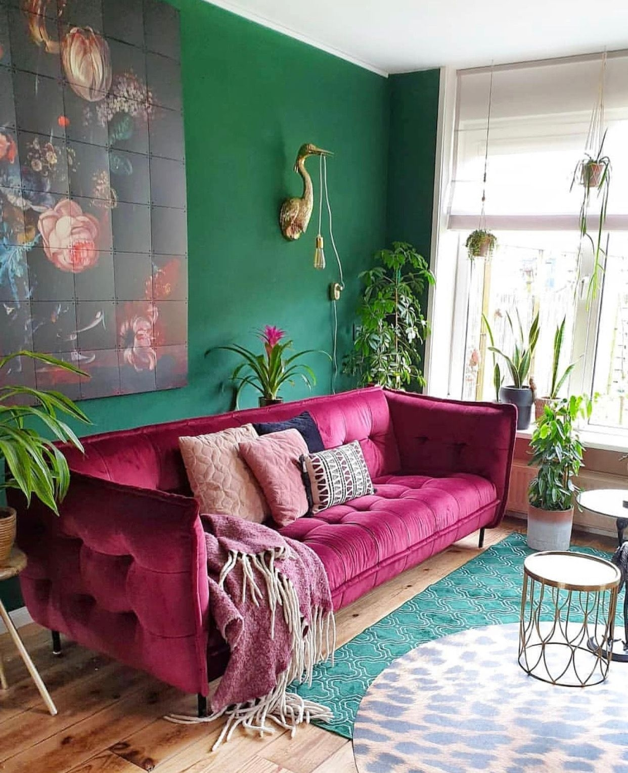 Exquisite Pin by Kaz Lee On Home Style On Home Decor Ideas Living Room Modern Boho area Rug with Plum Accents