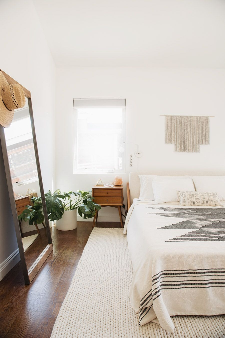 Exquisite Minimalist Boho Apartment On Exquisite Small Changes Make A Big Impact In This Modern Bedroom On Minimalist Boho Apartment