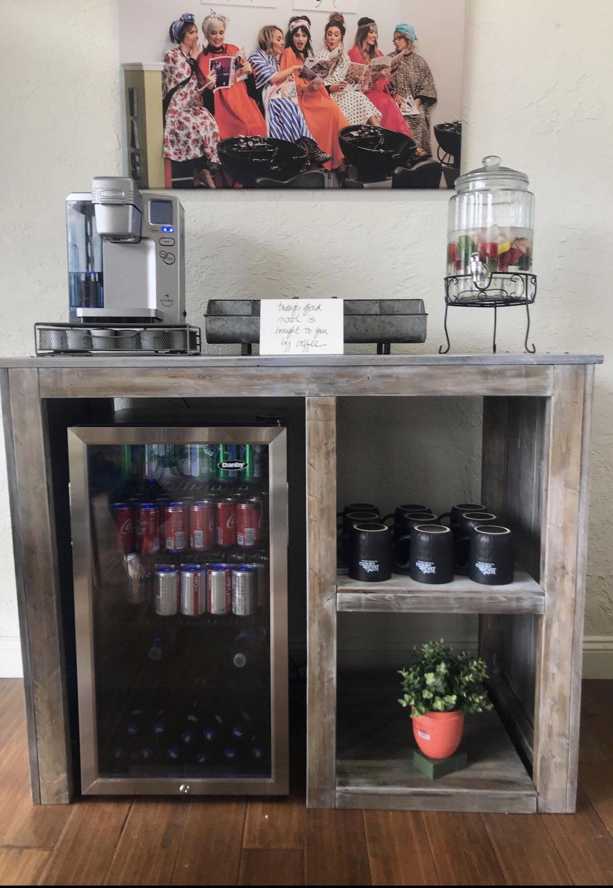 Decorative Mini Bar Refrigerator On Fanciable Excited to Share This Item From Our Etsy Shop Mini Fridge On Mini Bar Refrigerator