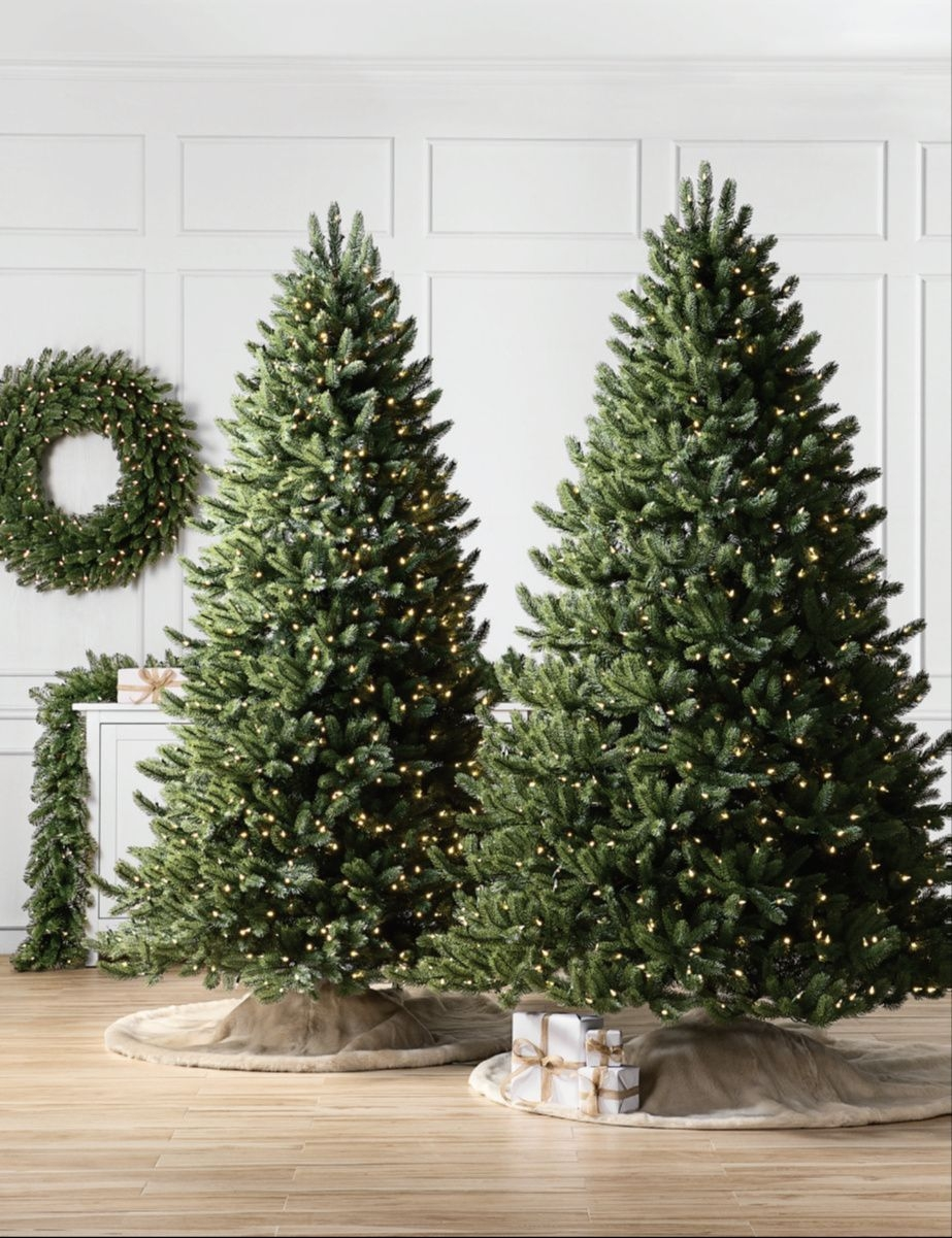 Stunning Artificial Christmas Trees On Impressive Vermont White Spruce™ Artificial Christmas Trees On Artificial Christmas Trees
