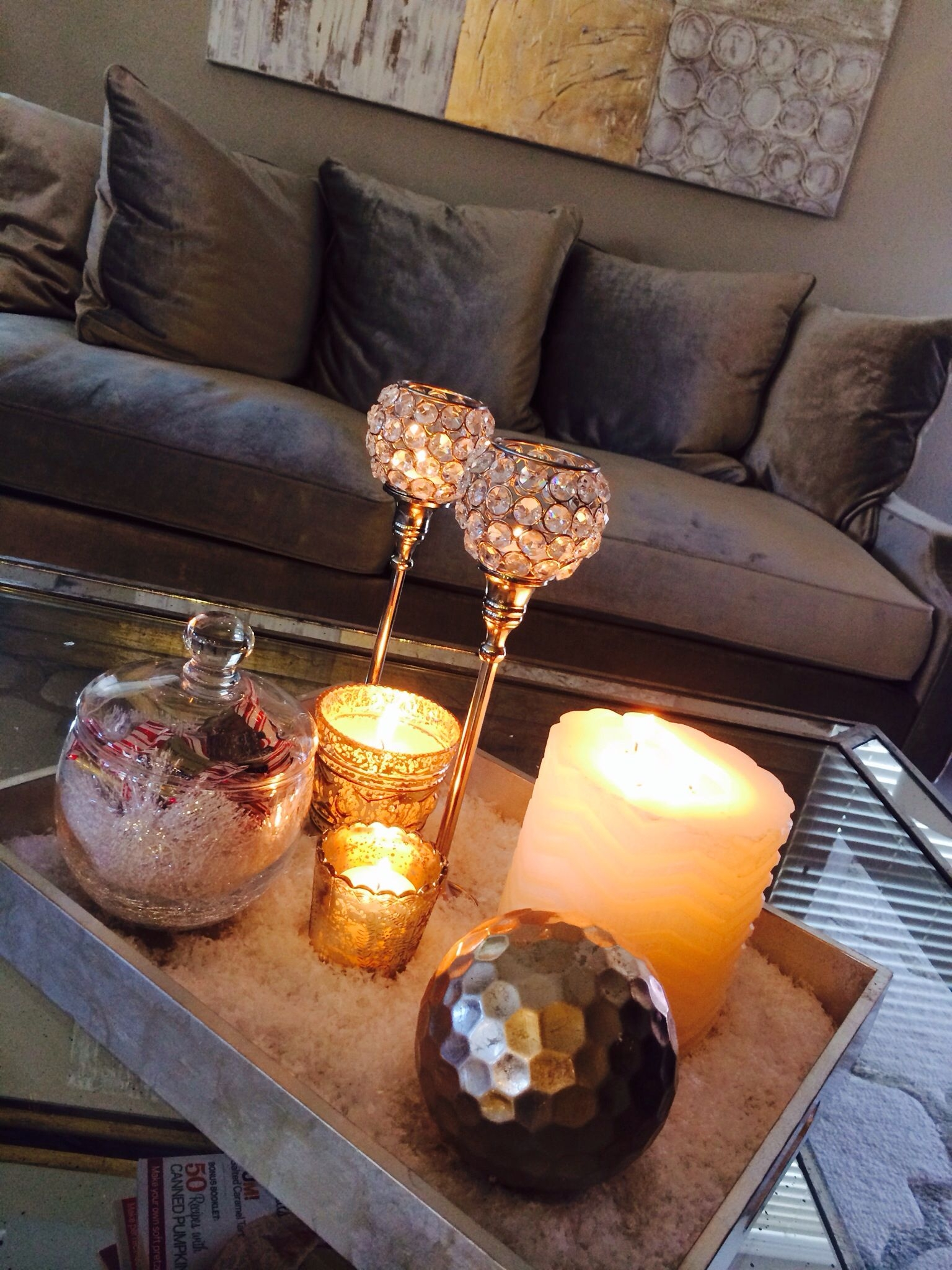 Stupendous Living Room Table Centerpieces On Lovely Christmas Decorations Coffee Table On Living Room Table Centerpieces