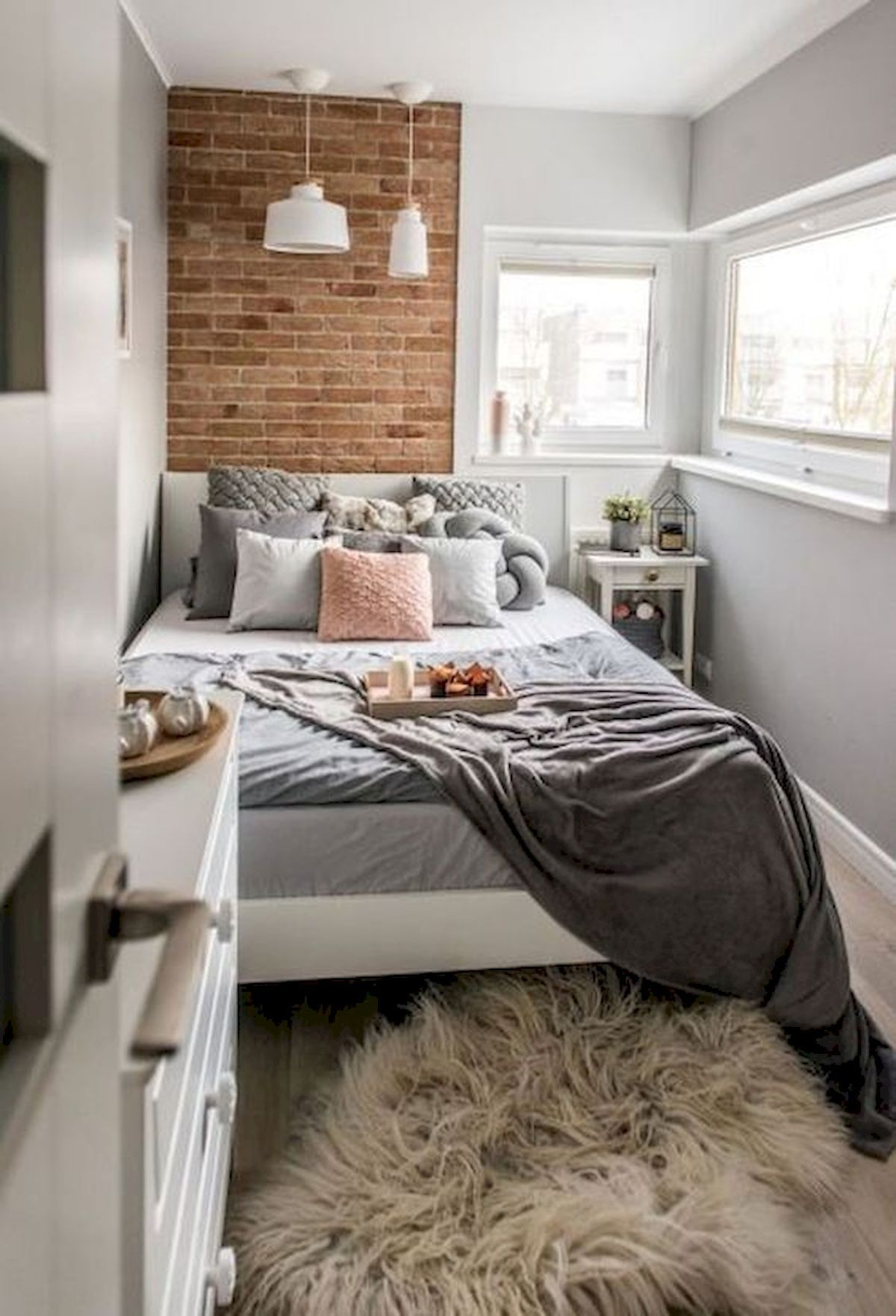 Magnificent Design Ideas for Bedrooms On Magnificent 45 Awesome Small Apartment Bedroom Design and Decor Ideas On Design Ideas for Bedrooms