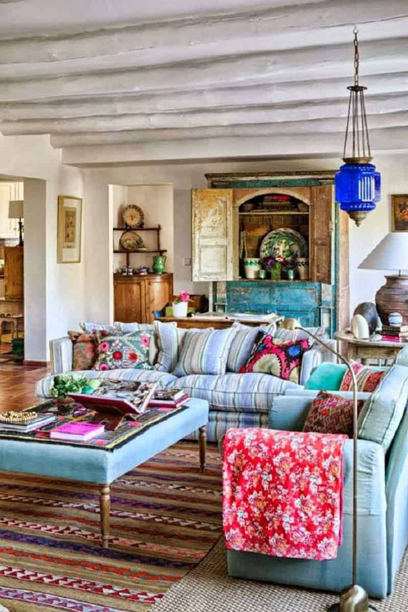 Lovely Home Decor Ideas Living Room Modern Boho area Rug with Plum Accents On Magnificent Image Result for Colorful Interior Design Ideas Farmhouse On Home Decor Ideas Living Room Modern Boho area Rug with Plum Accents