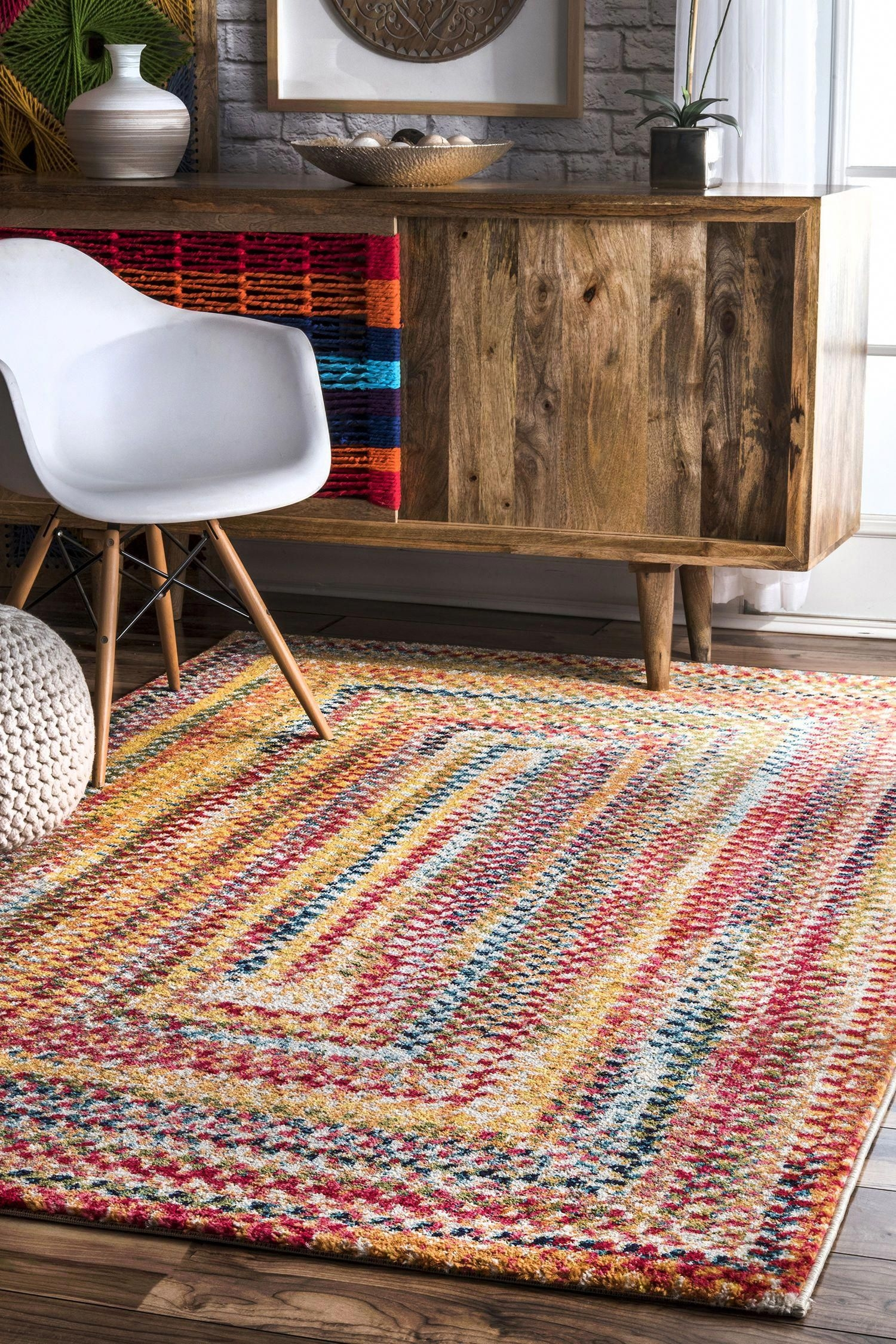 Comely Home Decor Ideas Living Room Modern Boho area Rug with Plum Accents On Nice-looking Hargis Labyrinth Color Light Multi Size 5 X 8 On Home Decor Ideas Living Room Modern Boho area Rug with Plum Accents
