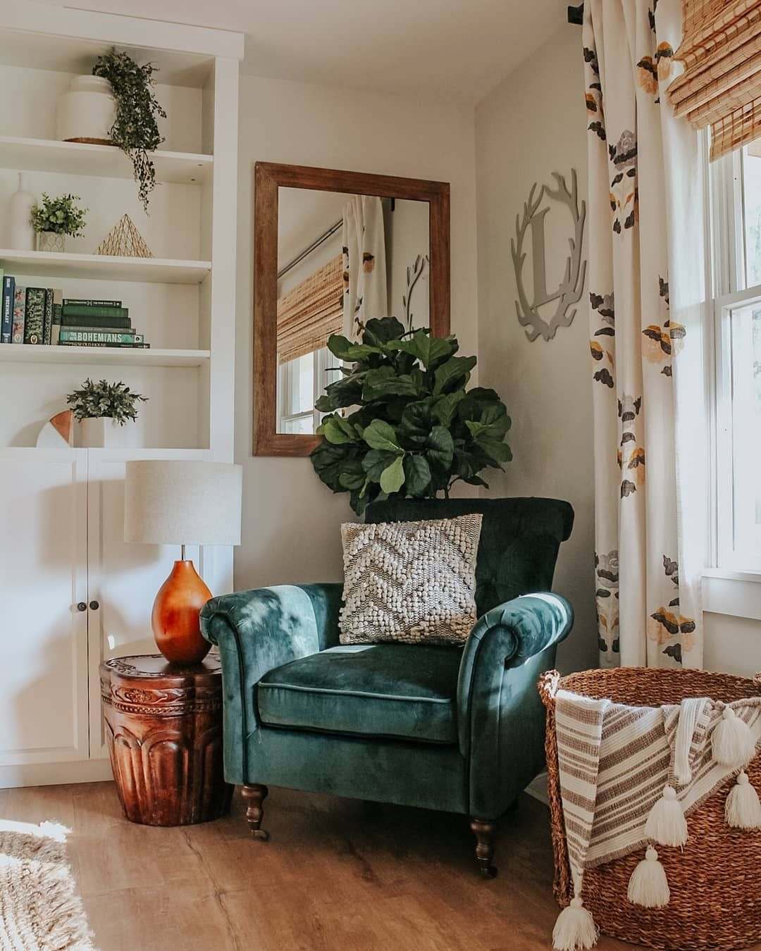 Amazing Boho Living Room Decor On A Budget Ideas Spaces Living Room Chairs On Pleasing Dark Green Accent Chairs On Boho Living Room Decor On A Budget Ideas Spaces Living Room Chairs