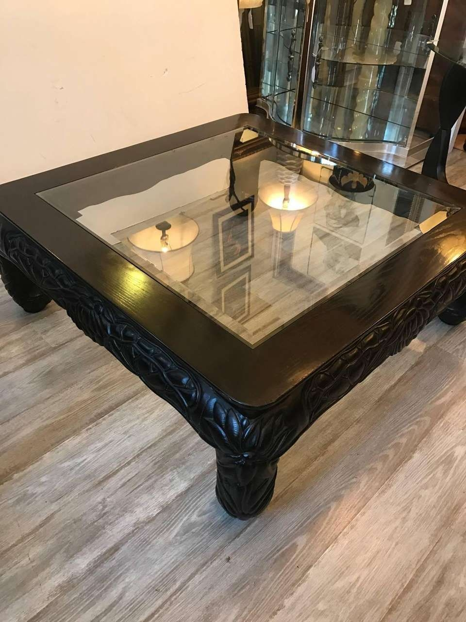 Comely 72 Inch Long Coffee Tables On Pleasing Square asian Style Hand Carved Coffee Table On 72 Inch Long Coffee Tables