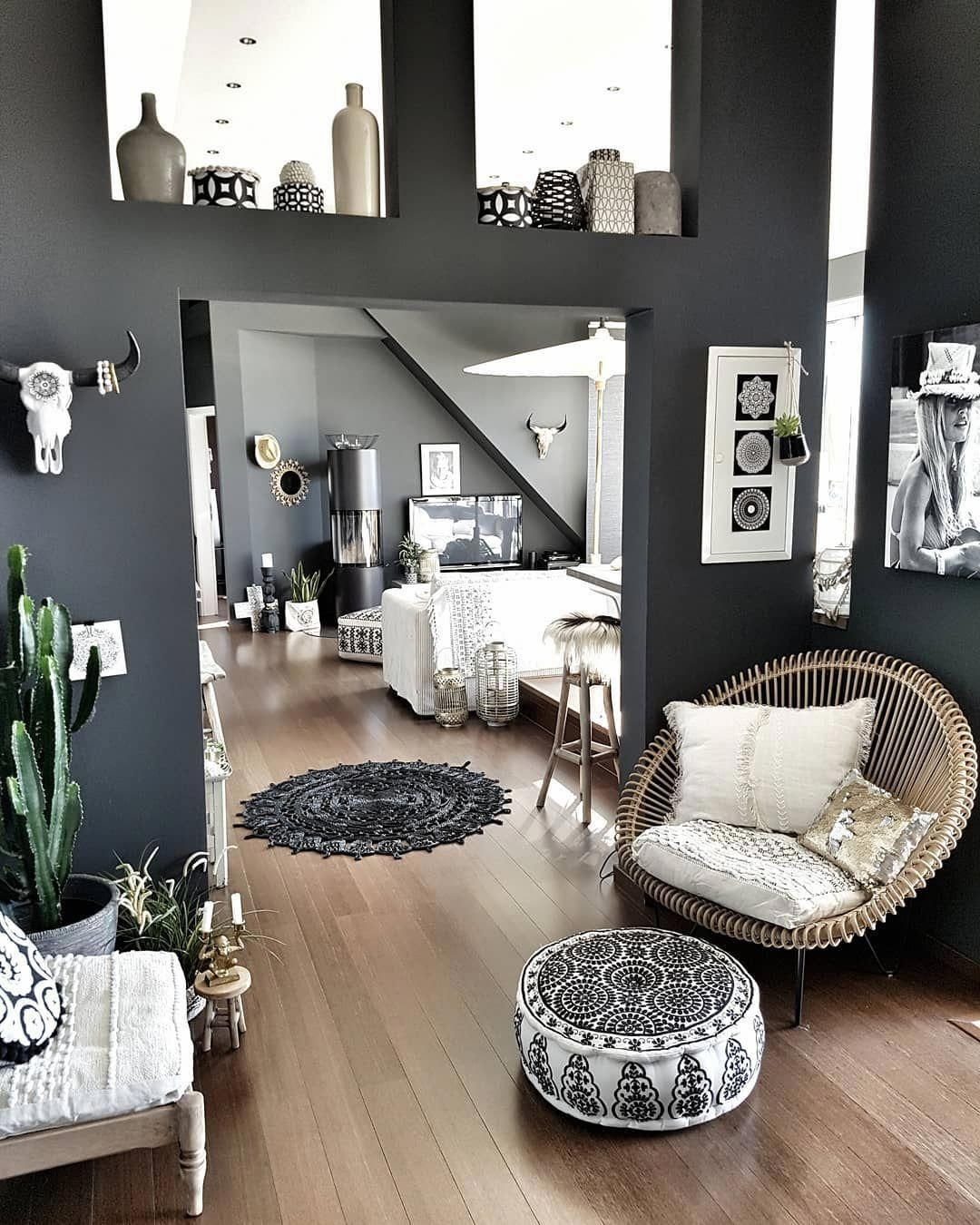 Magnificent Bohemian Modern Living Room On Stunning Pin On Awesome Home Designs Decor On Bohemian Modern Living Room