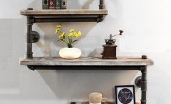 ✔️ 45 wall shelves design ideas how to decorate your home with wall shelves 14
