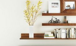 ✔️ 45 wall shelves design ideas how to decorate your home with wall shelves 4