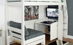 ✔️ Why Bunk Beds With Stairs And Desk 12