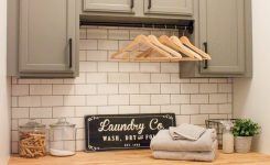 small laundry room ideas pinterest