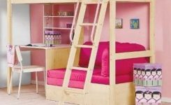34 Bunk Bed Design Ideas With The Most Enthusiastic Desk In Interest 4