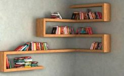 35 Amazing Corner Shelves Ideas 006