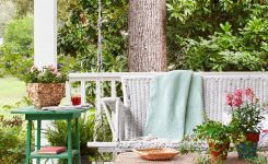 patio decor ideas rustic