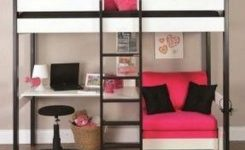 39 Amazing Bunk Beds With Desk Design Ideas Tips Choosing Bunk Beds With Desks 19