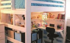 39 Amazing Bunk Beds With Desk Design Ideas Tips Choosing Bunk Beds With Desks 23