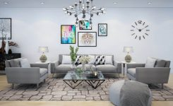 samples of living rooms